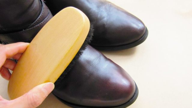 革靴お手入れ初心者にオススメしたいモゥブレィのシューケアセット